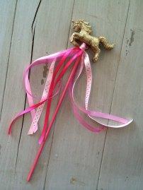 Glitter Unicorn pink